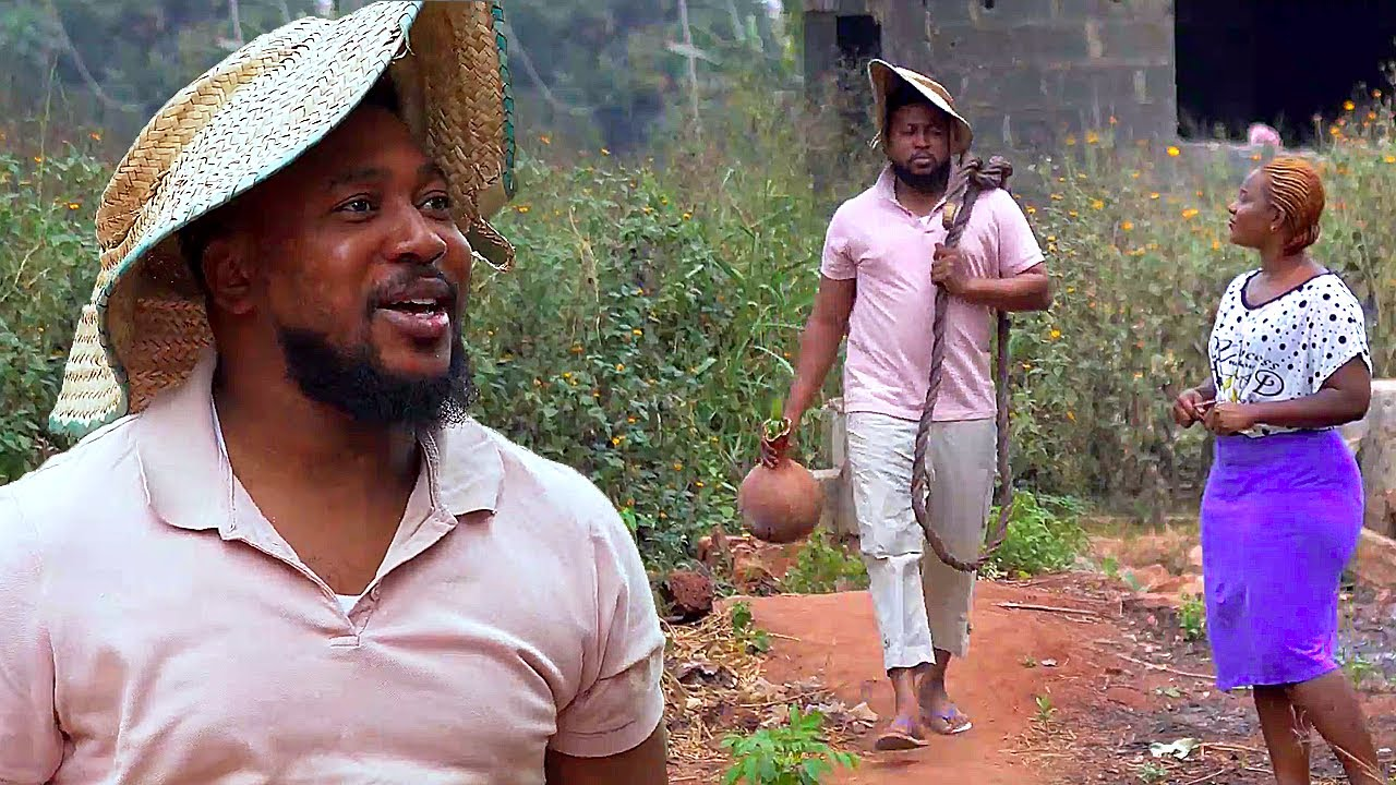 Download THE  RICH PRINCE Was Only ACTING As A Poor Village Palm-Wine Tapper Just To Find True Love-Nigerian