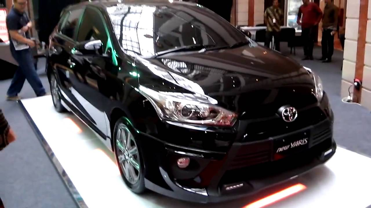 New Yaris Trd Sportivo Jual Grand Avanza Bekas Di Depok Toyota 2014 Hitam Youtube