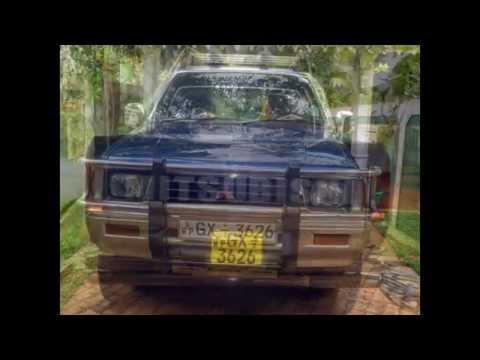 MITSUBISHI Strada Cab For Sale In Srilanka