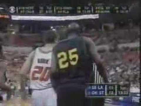 SE Louisiana basketball,