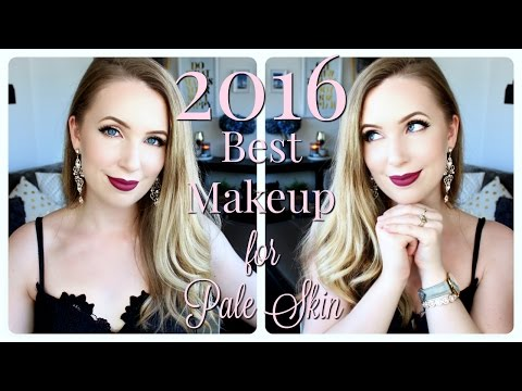Best Makeup Products for Pale Skin 2016