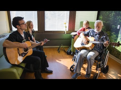 Music motivates Mary Free Bed patients, putting the harmony in rehabilitation