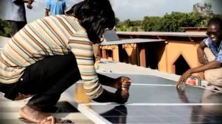 The power of solar in third world country