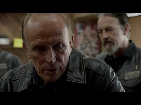 Tig Rapes A Cop With A Flute. | Sons Of Anarchy Season 7