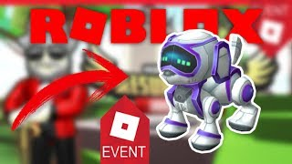[Event] How to get or RoboDog Miner's Haven REZ - Roblox