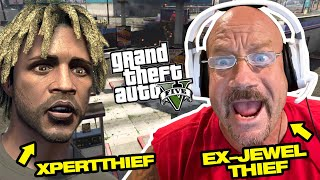 GTA 5  XpertThief / Larry Lawton Robbery Spree - GTA V Funny Thug Life Videos | 116 |