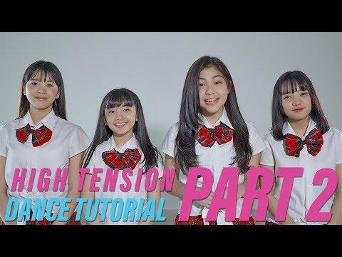 [PART 2] High Tension - JKT48 (Academy Dance Cover)