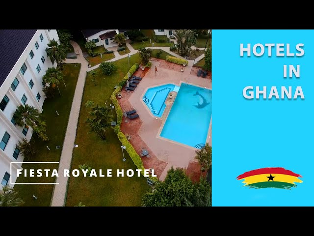 Hotels in Ghana - Fiesta Royal Hotel | Love Ghana Watch