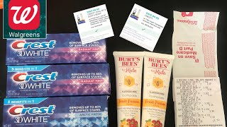 Quick Oral Care deal from Walgreens deal ends July 29th