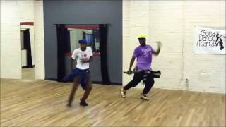 Chris Brown feat. Kevin McCall - Strip Choreography BY: D-Ray Colson