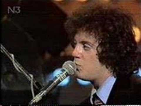 Billy Joel - The Entertainer Live 1977