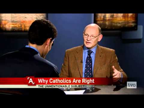 Michael Coren: Why Catholics Are Right