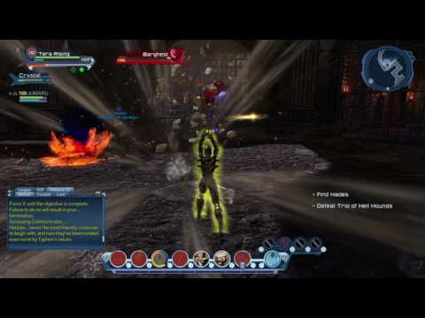 DCUO | Which Pet is Better? | Crystal or Fury?