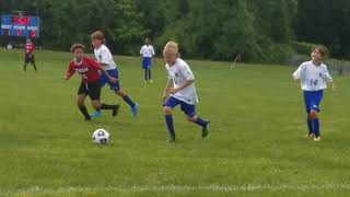 Roman 7th Grade Soccer LuHi