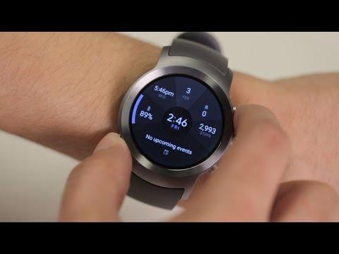 LG Watch Sport: Primer reloj de Google y LG con Android Wear 2.0, LTE y Google Assistant