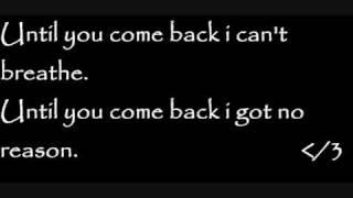akon come back to me lyrics