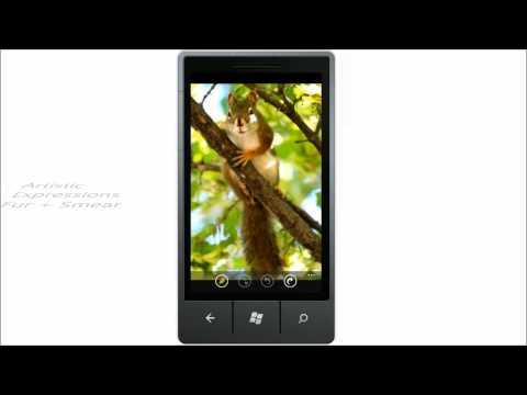 Fantasia Painter For Windows Phone 7 Intro (HD)