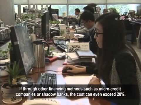 China Foresees Massive Closedown of Loan Companies?