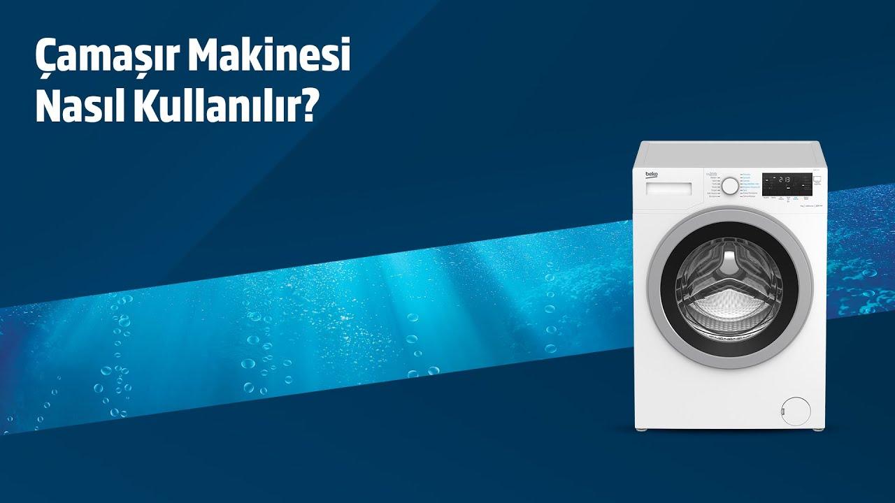 Beko 9kg çamaşır makinesi kullanımı  teknisyeninden.....