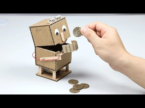 Thumbnail: How to Make Robot FaceBank BOX