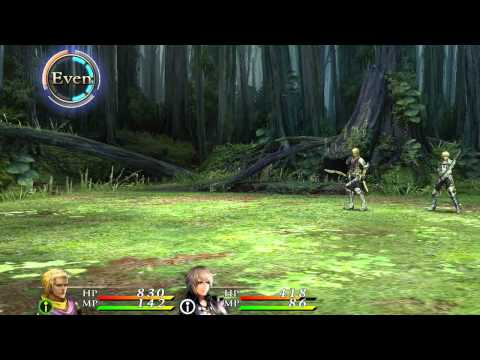 Best Android RPG Games 2014 No:3 CHAOS RINGS 2