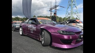 CDS Sosnová 2k17 II. #KRSTDRFT drift lifestyle vlog #194
