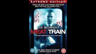 The Midnight Meat Train (2008) Full Movie