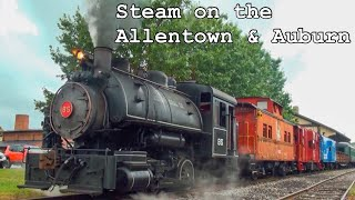 Steam on the Allentown & Auburn (Jeddo Coal Co. 85)