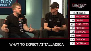 Xfinity Preview: Talladega'S Dash 4 Cash Race
