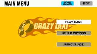 Crazy Taxi Android Arcade Gameplay✌