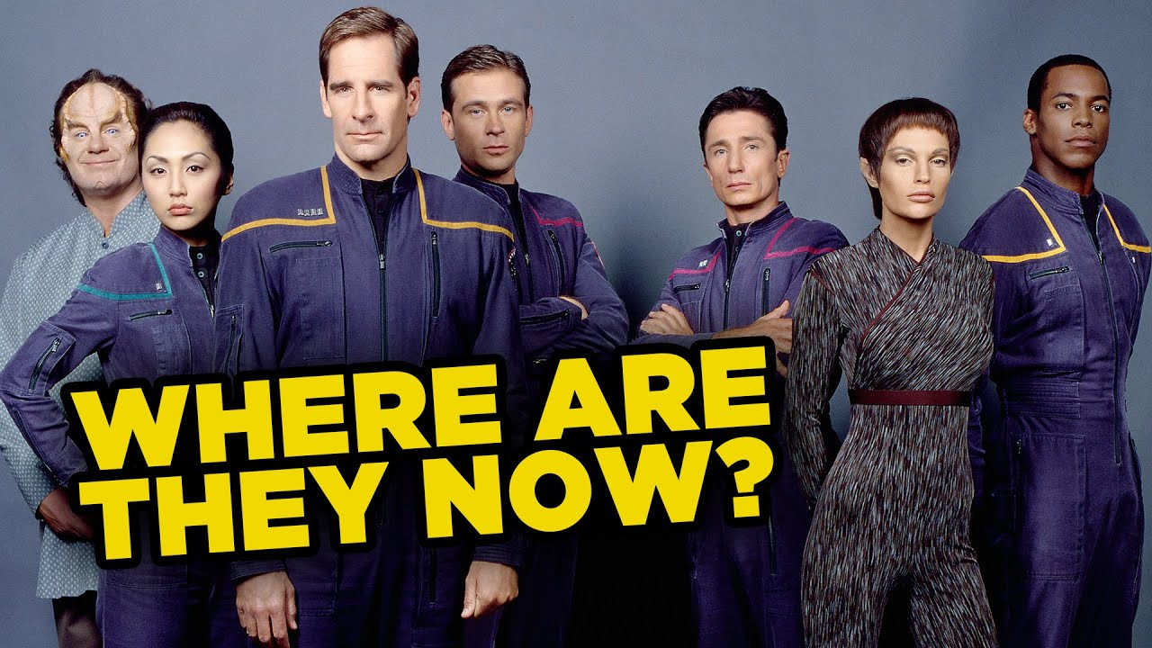 Download Star Trek Enterprise Cast: Where Are They Now?