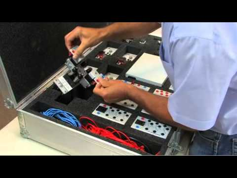 Portable Hydraulics Training System 1