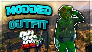 GTA 5 Online - Create A Modded Outfit Using Clothing Glitches *After Patch 1.38* (Modded Outfit)