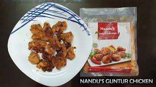 Guntur Chilli Chicken by nandus chicken   ₹240 Nandus Chicken