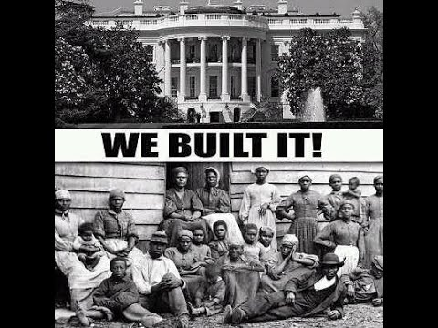 The Black People Who Built the White House