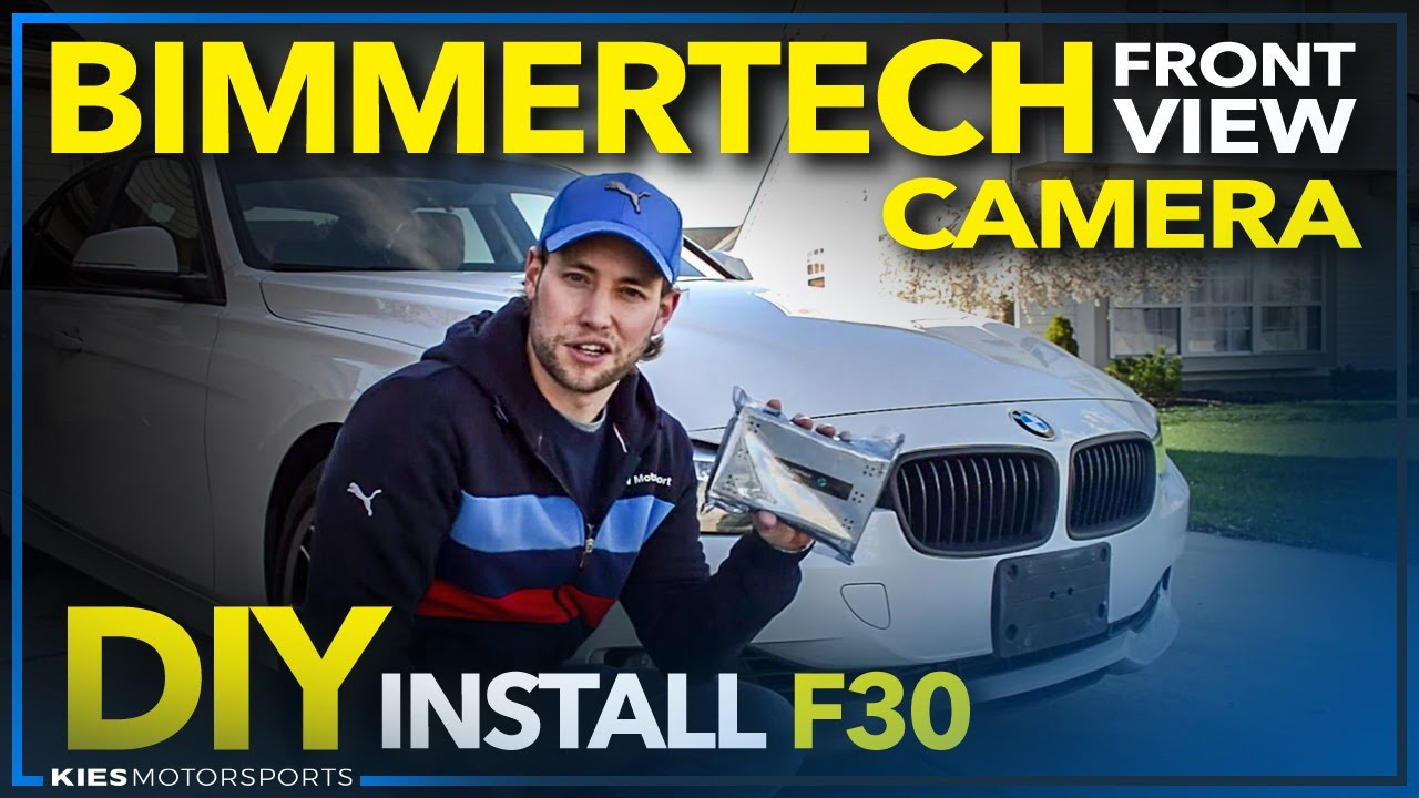 Which Bimmer-Tech Backup Cam to get? - BMW 3-Series and 4