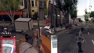 WATCH DOGS 2 HOW TO GET FREE GUNS