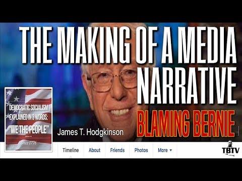 "Corp Media Blames Bernie Sanders For Alexandria Shooting, Labels Left ""Extremist"""