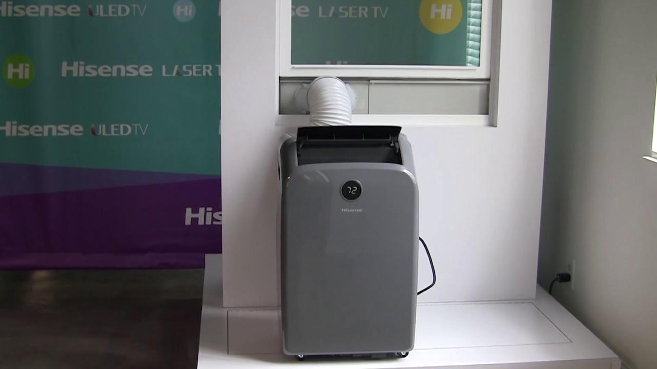 Hisense Portable Air Conditioner Drain / E5