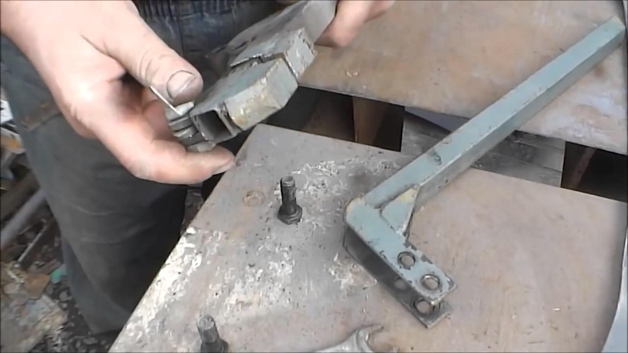 Кромкогиб своими руками видео фото 636