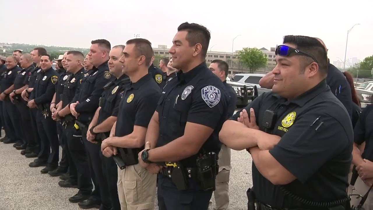 All area law enforcement agencies team up to combat DWI during Fiesta