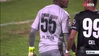 فيديو.. الأهلي يتجاوز الشباب بصعوبة ويلاقي الوحدة بنهائي كأس الإمارات