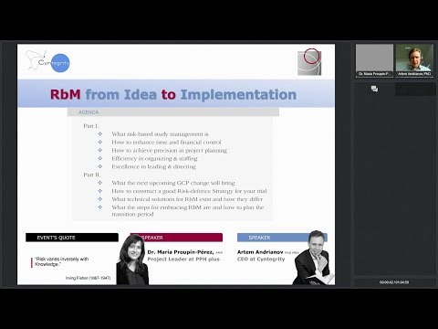 RbM from Idea to Implementation - PPH plus Webinar