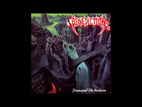 Benediction - Transcend The Rubicon [Full Album]