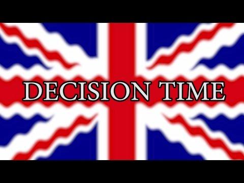 How Should I Vote In The EU Referendum?