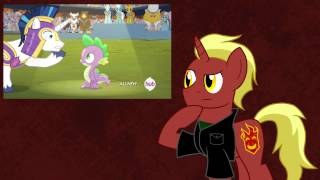 Taking Equestria Games Too Seriously