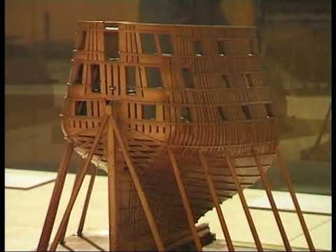 Sailing Beauties: Berlage ship models met Luc at the Beurs