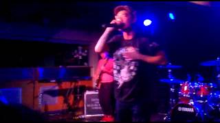 Dumbfoundead - Are We There Yet (band version ft Watsky on drums) - Manchester Academy 22/5/13