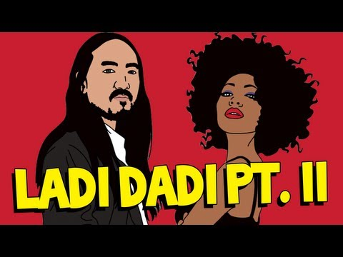 Ladi Dadi Part II (ft. Wynter Gordon) - Steve Aoki AUDIO