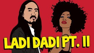 Ladi Dadi Part II (ft. Wynter Gordon) - Steve Aoki AUDIO